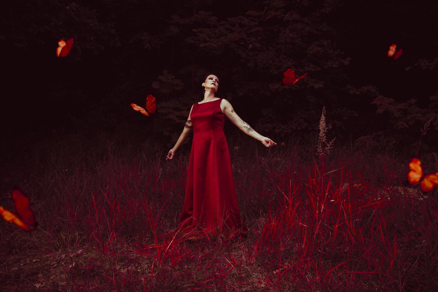 fantaasiasessioon, Fantaasiafotod, fantaasiasessioon, fantaasia, müstiline loodus